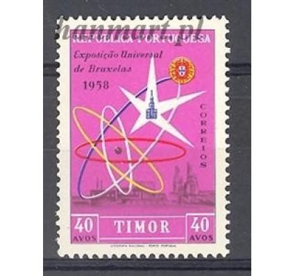 Znaczek Timor Wschodni 1958 Mi 311 Czyste **