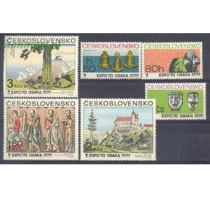 Znaczek Czechosłowacja 1970 Mi 1928-1933 Czyste **