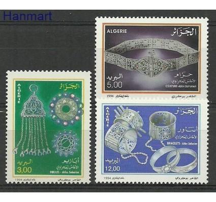 Znaczek Algieria 1994 Mi 1116-1118 Czyste **