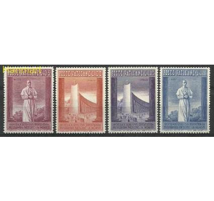 Znaczek Watykan 1958 Mi 288-291 Czyste **