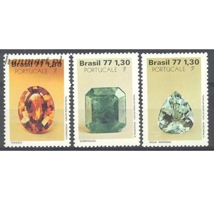 Znaczek Brazylia 1977 Mi 1629-1631 Czyste **