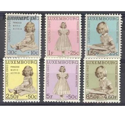 Luksemburg 1960 Mi 631-636 Czyste **