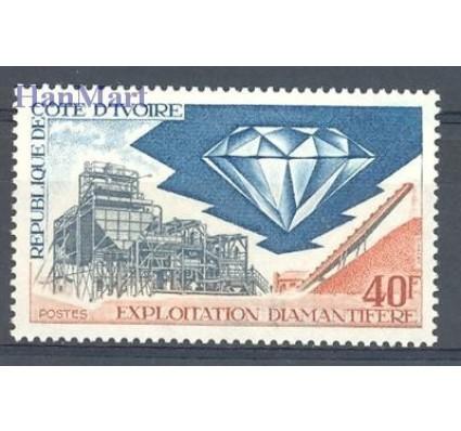 Znaczek Wybrzeże Kości Słoniowej 1972 Mi 416 Czyste **