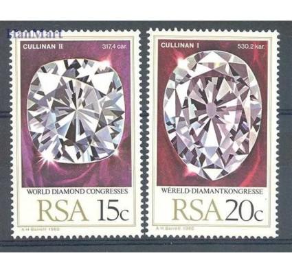 Znaczek Republika Południowej Afryki 1980 Mi 571-572 Czyste **