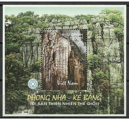 Znaczek Wietnam 2006 Mi bl 148 Czyste **