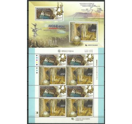 Znaczek Korea Południowa 2009 Mi ark 2708-2709 Czyste **