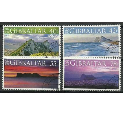 Znaczek Gibraltar 2007 Mi 1234-1237 Stemplowane