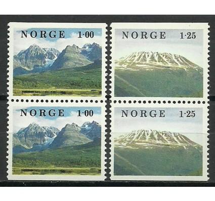Znaczek Norwegia 1978 Mi 771-772 Czyste **