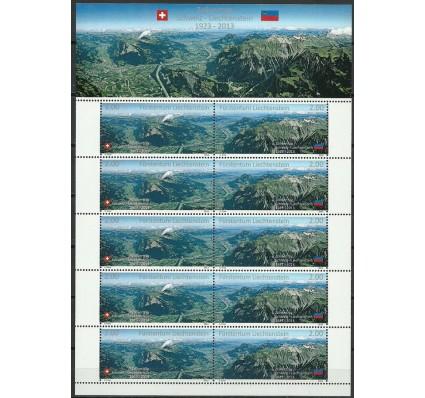 Znaczek Liechtenstein 2013 Mi ark 1667-1668 Czyste **