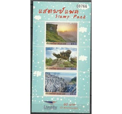 Znaczek Tajlandia 2008 Mi 2715-2716+2718 Czyste **