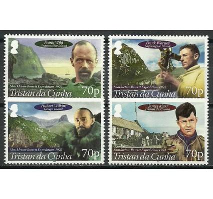 Znaczek Tristan da Cunha 2012 Mi 1125-1128 Czyste **