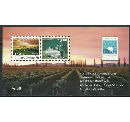 Znaczek Nowa Zelandia 2004 Mi bl 176 Czyste **