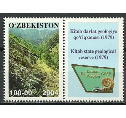 Znaczek Uzbekistan 2004 Mi zf 556 Czyste **