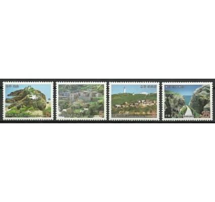Znaczek Tajwan 2004 Mi 2959-2962 Czyste **