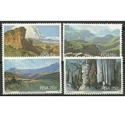 Znaczek Republika Południowej Afryki 1978 Mi 548-551 Czyste **