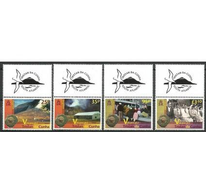 Znaczek Tristan da Cunha 2011 Mi 1090-1093 Czyste **