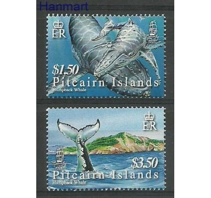 Znaczek Pitcairn 2006 Mi 715-716 Czyste **