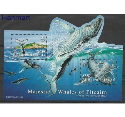 Znaczek Pitcairn 2006 Mi bl 45 Czyste **
