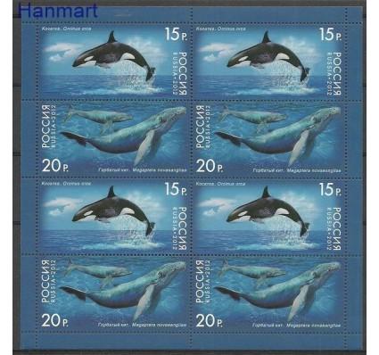 Znaczek Rosja 2012 Mi ark 1788-1789 Czyste **