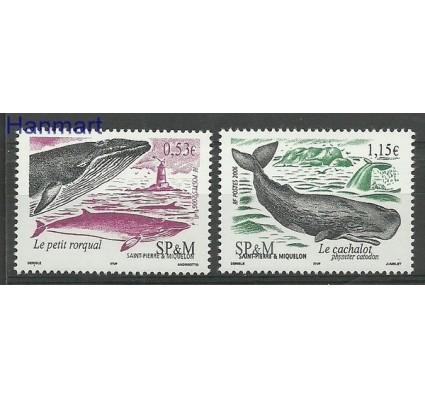 Znaczek Saint-Pierre i Miquelon 2006 Mi 953-954 Czyste **
