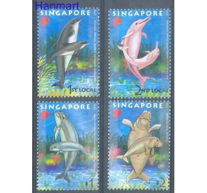 Znaczek Singapur 2006 Mi 1535-1538 Czyste **