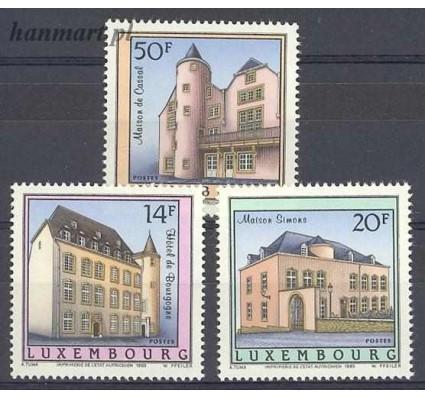 Luksemburg 1993 Mi 1320-1322 Czyste **
