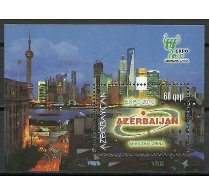 Znaczek Azerbejdżan 2010 Mi bl 92 Czyste **