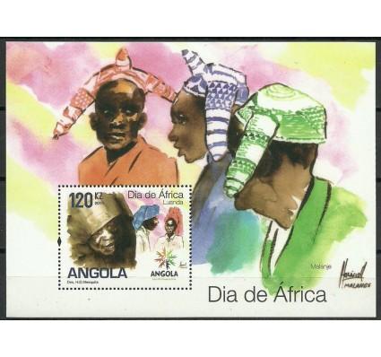 Znaczek Angola 2010 Mi bl 129 Czyste **