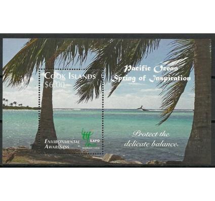 Znaczek Wyspy Cooka 2010 Mi bl 221 Czyste **