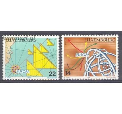 Znaczek Luksemburg 1994 Mi 1340-1341 Czyste **