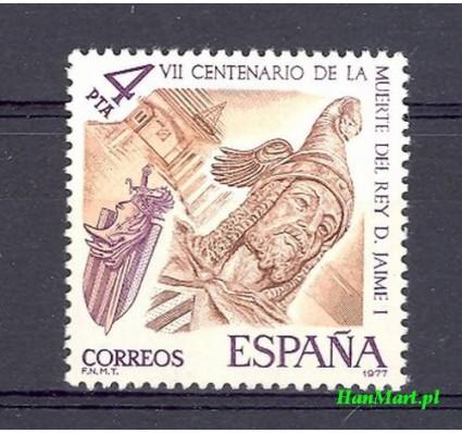 Znaczek Hiszpania 1977 Mi 2283 Czyste **