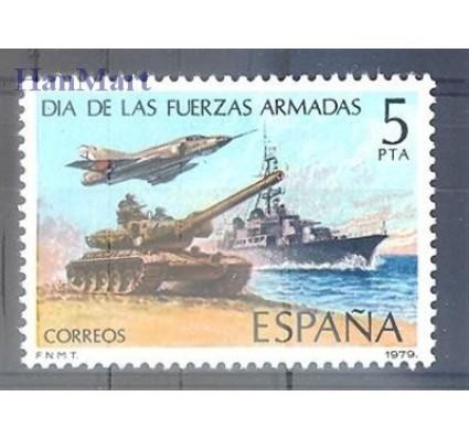 Znaczek Hiszpania 1979 Mi 2417 Czyste **