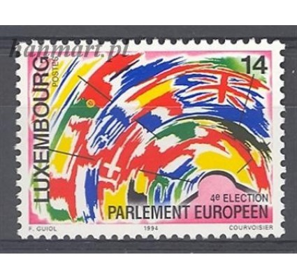 Znaczek Luksemburg 1994 Mi 1345 Czyste **