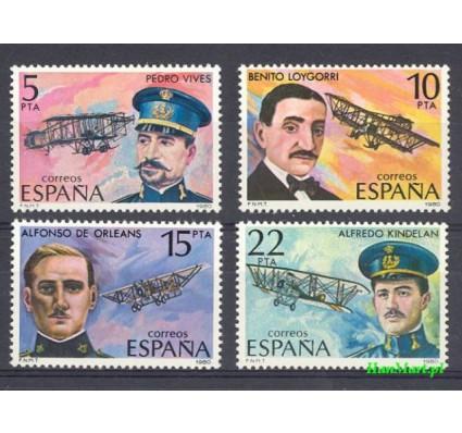 Znaczek Hiszpania 1980 Mi 2485-2488 Czyste **