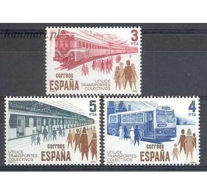 Znaczek Hiszpania 1980 Mi 2452-2454 Czyste **