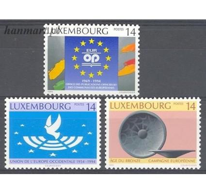Luksemburg 1994 Mi 1346-1348 Czyste **