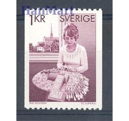 Znaczek Szwecja 1976 Mi 938yC Czyste **