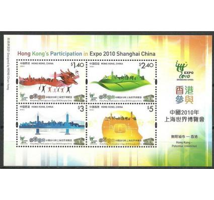 Znaczek Hong Kong 2010 Mi bl 211 Czyste **