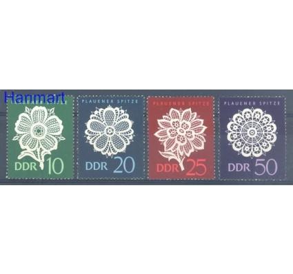 Znaczek NRD / DDR 1966 Mi 1185-1188 Czyste **
