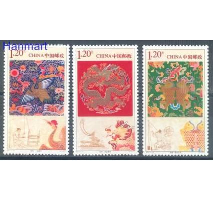Znaczek Chiny 2011 Mi 4248-4250 Czyste **