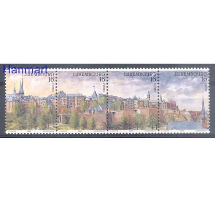 Luksemburg 1995 Mi 1363-1366 Czyste **