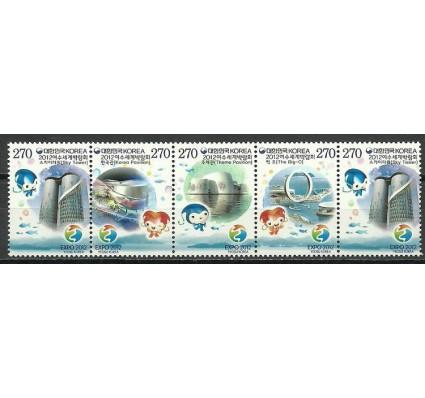 Znaczek Korea Południowa 2012 Mi 2881-2884 Czyste **