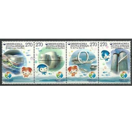 Znaczek Korea Południowa 2012 Mi 2877-2880 Czyste **