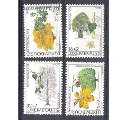 Znaczek Luksemburg 1995 Mi 1380-1383 Czyste **