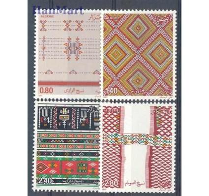 Znaczek Algieria 1985 Mi 896-899 Czyste **