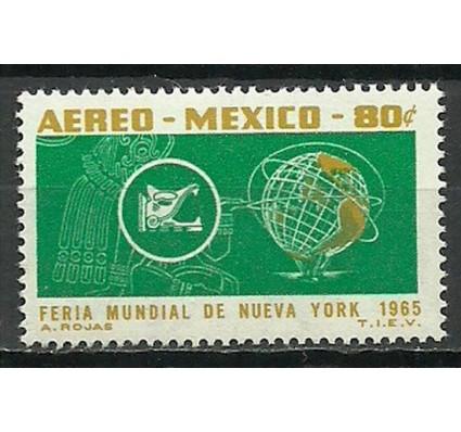 Znaczek Meksyk 1965 Mi 1189 Czyste **