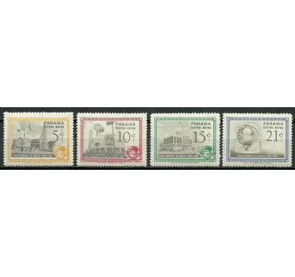 Znaczek Panama 1964 Mi 752-755 Czyste **