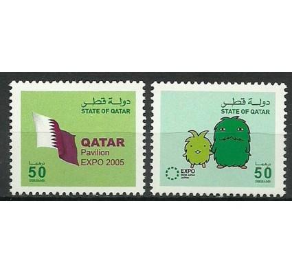 Znaczek Katar 2005 Mi 1270-1271 Czyste **
