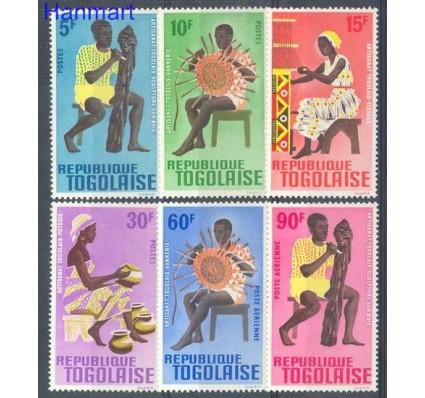Znaczek Togo 1966 Mi 517-522 Czyste **