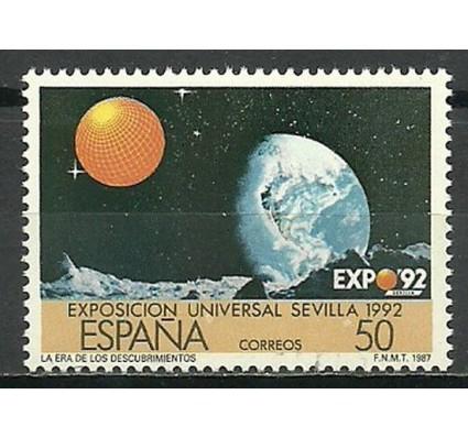 Znaczek Hiszpania 1987 Mi 2809 Czyste **